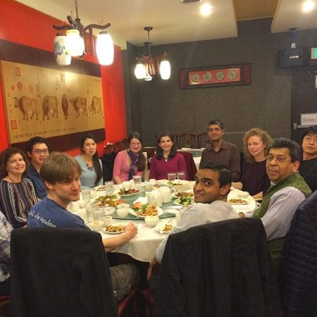 Lab Holiday Lunch