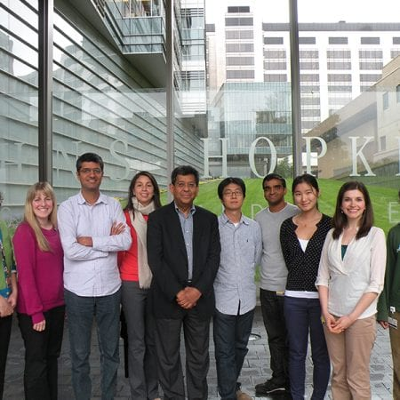 Chakravarti Lab Members